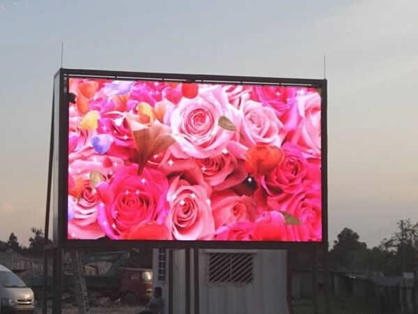 青县户外led显示屏