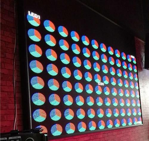 沧州高清led显示屏
